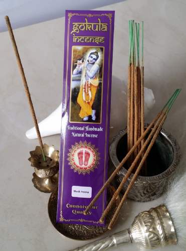 Musk Heena Incense Sticks - 20 grams